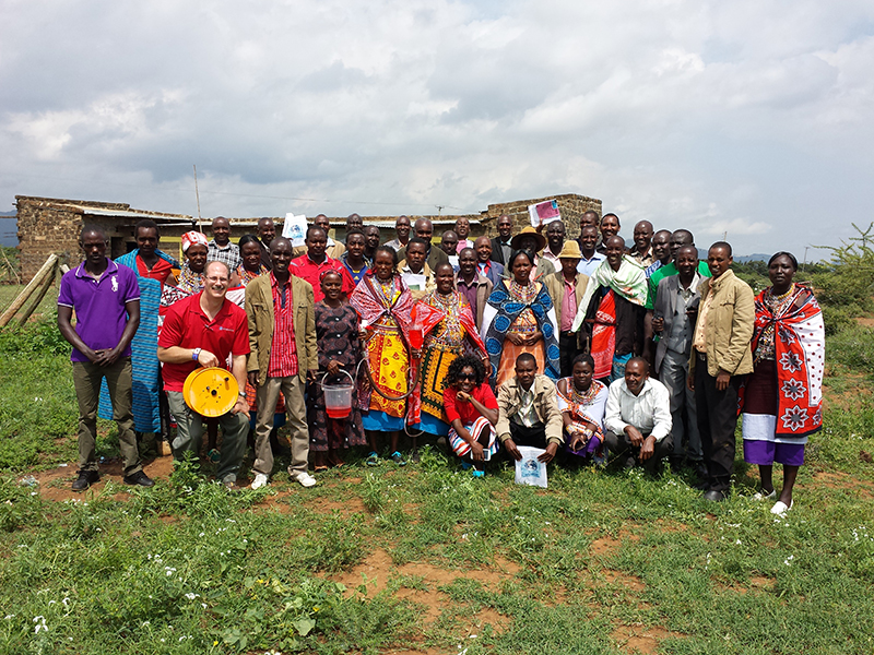 Hydrogeology-for-the-Maasai-WRUA-group-photo-of-participants-and-KINEK-WRUA-leaders