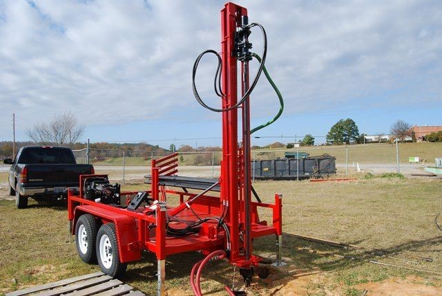 Boremaster Drill Rig-Wells For The World